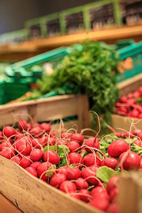 Légumes Ferm'emplettes