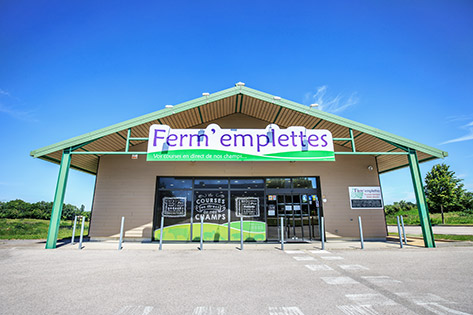 Magasin Ferm'emplettes