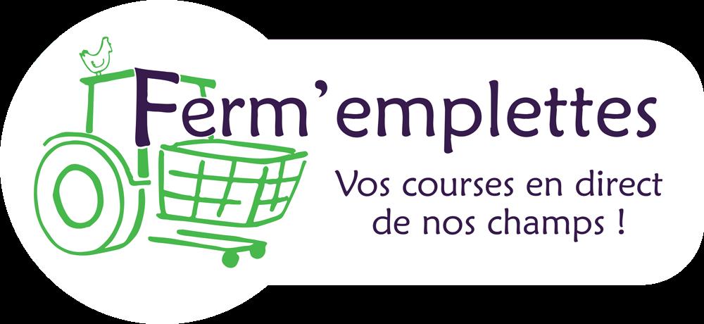 Logo Ferm'emplettes