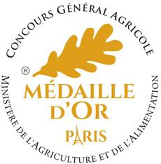 Médaille d'Or Paris