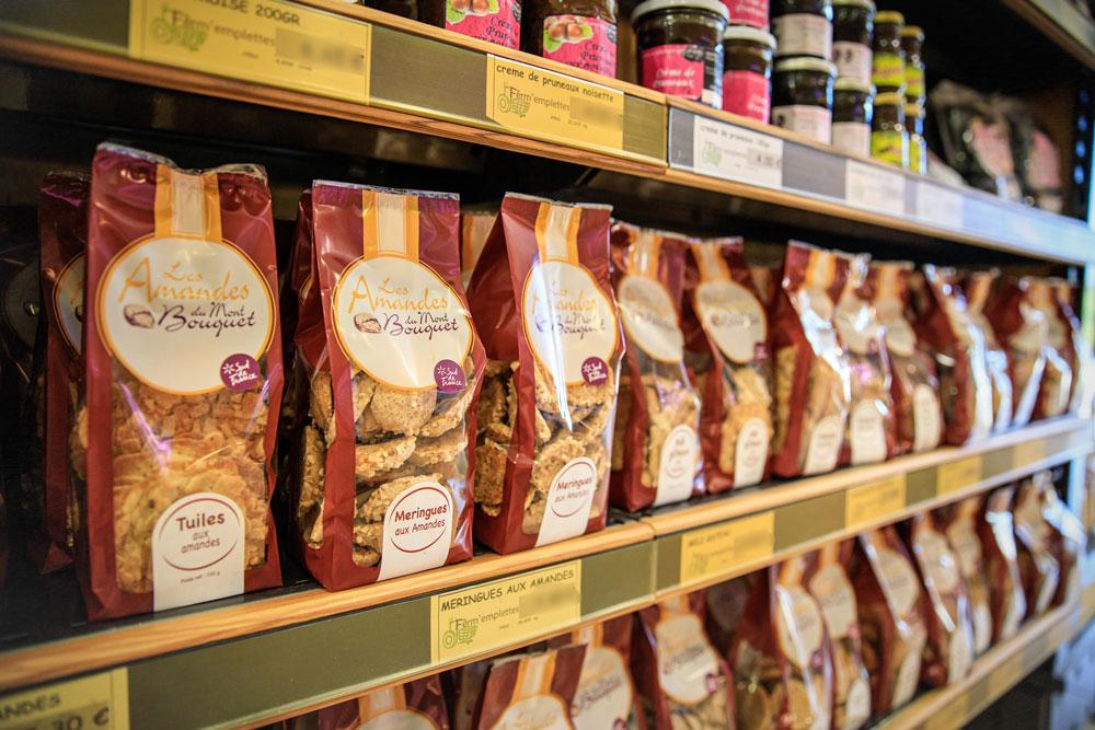 Épicerie - Biscuits & gâteaux