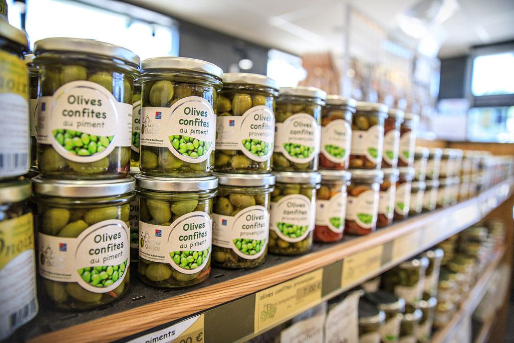 Épicerie - Olives